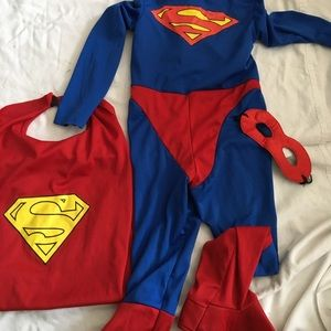 Children's Superman costume